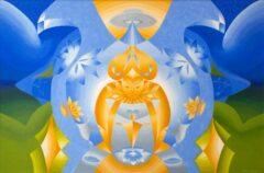 Intuïtief schilderij - Avatar I