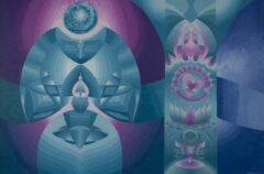 Intuïtief schilderij - Avatar II